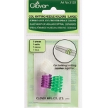 Clover knitting needle holder set