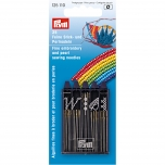 Embroidery and beading needles assortment