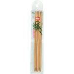 Prym 20cm Bamboo Double Ended Knit Pin