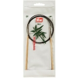 Circular knitting needles bamboo 80cm