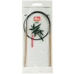 Circular knitting needles bamboo 60cm