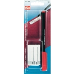 Prym 24 Name tabs + marking pen red