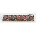 Millefleurs Print Knitting Needle Pin Roll