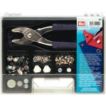 Eyelet & Press Button Tool Set Vario Plus