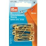 Safety pins 38mm