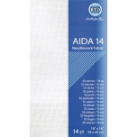 Needlework Fabric Aida 14